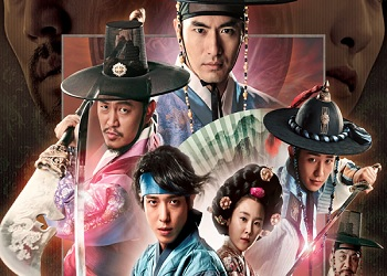 The Three Musketeers [K-Drama] (2014)