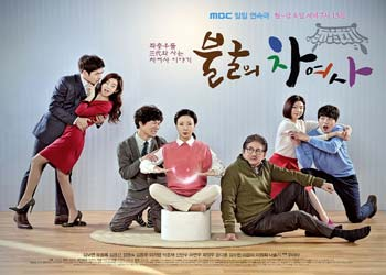 Iron Lady Cha [K-Drama] (2015)