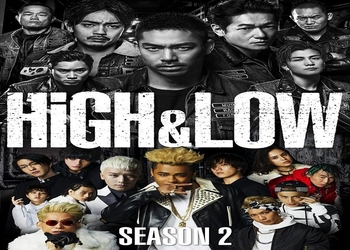 High & Low Season 2 [J-Drama] (2016)